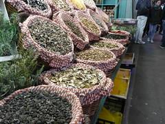 Barcelona (runlama) Tags: barcelona mushroom de la spain espana boqueria spanien pilz mercat steinpilz morchel runlama totentrompeten herbstrompeten