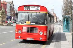 2016-04-23 AFB 586V Bristol LH-ECW, Stockton (delticalco) Tags: bus buses bristol tms boc busrally bristollh teessiderunningday 500grouprunningday
