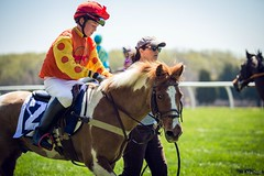 pony race (Jen MacNeill) Tags: horse race md maryland jockey races equine fairhill