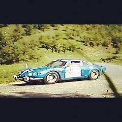 rally #rallye #morzine #montblanc #france #Loeb... (danielrieu) Tags: france vintage classiccar vintagecar rally retro renault alpine wrc oldtimer oldcar 74 montblanc rallye bluecar morzine hautesavoie sportcar loeb youngtimer a110 alpinea110 berlinette instacar carstagram uploaded:by=flickstagram instagram:photo=224497998318707895186911192