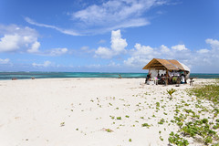 Guadeloupe, France - Ilet Caret (GlobeTrotter 2000) Tags: sea france tourism beach water island boat sand paradise visit clear tropical cristal guadeloupe pristine ilet caret fajou