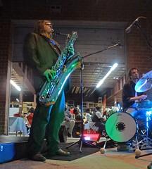 (C. Neil Scott) Tags: drums poetry poem northcarolina sax saxophone megaphone bullhorn statesvillenc iredellcounty thecityofprogress mattfalter thecrossroadstothefuture alanadagenhartsherrill rogeliocalvo