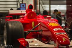 Rosso Ferrari (Rom4rio Photography) Tags: color nikon ferrari nikkor rosso machina 55200mm d3100 nikond3100