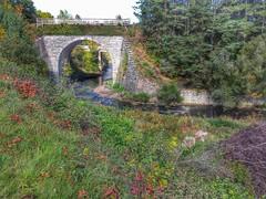 Keystone Bridge- Ramsay MI  (5) (kevystew) Tags: bridge river michigan blackriver ramsay gogebiccounty keystonebridge