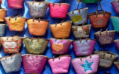 Bags (Leonidas-from-XIV) Tags: morocco chaouen chefchaouen darktable