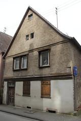 House at Hauptstrae 72 in Zell am Main (Bjrn S...) Tags: bayern bavaria franconia franken zell baviera franconie bavire hauptstrase zellammain zellamain hauptstrase72