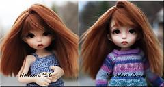 both (ban sidhe) Tags: bjd 16 hybrid fairyland cony rlf faceup pkf nanuri pukifee realfee