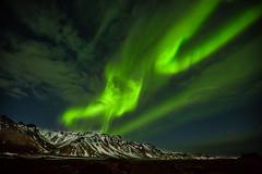 Iceland 2016 (Sandro Bisaro) Tags: nightphotography sky mountains nature night canon landscape island lights iceland north aurora landschaft northernlights auroraborealis islanda  canonef1635mmf28liiusm visipix canon5dmarkiii sandrobisaro