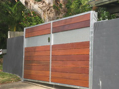 Port Macquarie Custom Gates