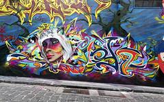Amuck37 JBoy Hosier Lane 2016-04-10 (6D_1275) (ajhaysom) Tags: streetart graffiti australia melbourne hosierlane jboy meetingofstyles canon1635l amuck37 canoneos6d