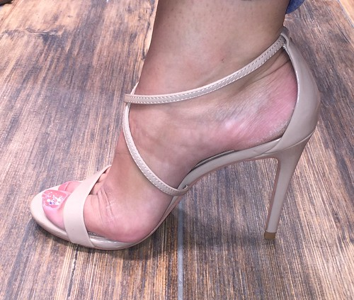 Sexy feet in sexy shoes