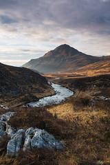 Ben Stack (rdhphotos) Tags: scotland sutherland benstack wintergrasses laxfordriver