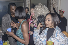 GLU NYC presents: 4 CORNERS (j-No) Tags: nyc party portrait urban food black art brooklyn youth painting dj dancing drink hipster young drinking alcohol williamsburg booze africanamerican ethnic corners glu