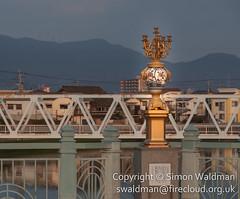 smw-20160301-024 (swaldman-firecloud) Tags: bridge art public japan urn river japanese gold painted ornament pottery ornate saga porcelain candelabra imari