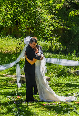 introducing mr. and mrs. eric dugan (pbo31) Tags: california park wedding color green bride spring nikon eric dress ceremony bayarea april elcerrito eastbay marry 2016 dugan arlingtonpark contracostacounty boury pbo31 d810