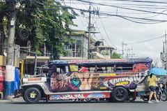 *dyip (arcibald) Tags: public philippines transportation rizal jeepney cainta