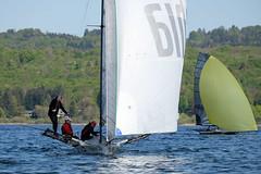 _DSF3826 (Frank Reger) Tags: bayern regatta skiff segeln segelboot 18ftammersee
