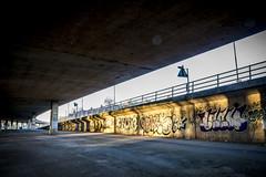 Eastville (pixelhut) Tags: road city uk england urban streetart southwest bristol motorway tag suburb innercity flyover grafetti stapleton m32 eastville