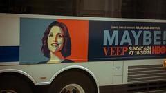 Maybe (Jeffrey) Tags: morning bus film advertising poster spring kodak ad madison maybe posters april nomad hbo madisonavenue busposter madisonave veep 2016 filmlook madave