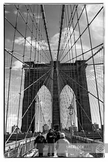 Brooklyn Bridge #2, NYC 2009