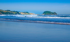 Acrcame la luz del mar (Jesus_l) Tags: espaa mar europa guipzcoa zarautz guetaria jessl