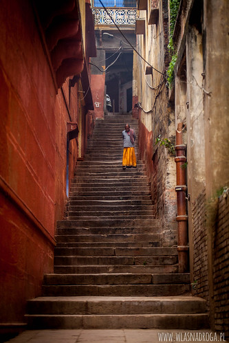 Ghat w Waranasi