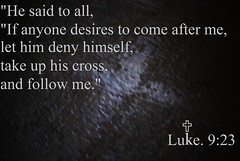 Desires to come after me (Jouni Niirola) Tags: jesus yeshua jeesus
