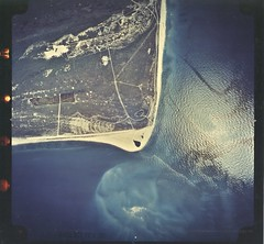 capepoint   _05JUL1963 (CapeHatterasNPS) Tags: capehatteras aerialphotograph hydrology capehatterasnationalseashore