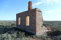 "The remains of ""The Half House""  at Silverton, New South Wales... (The Pocket Rocket) Tags: silverton australia nsw thehalfhouse"