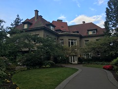 Pittock Mansion (burtonsimmons) Tags: passing seen