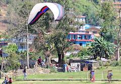 DSC_0725 (rachidH) Tags: nepal lake paragliding pokhara fewa phewa annapurna himalayas himal rachidh
