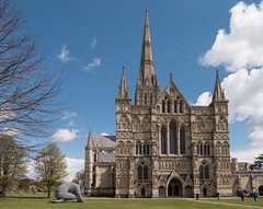 2016-366 117 Salisbury Cathedral (graber.shirley) Tags: churches