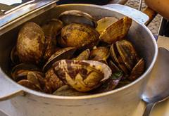 Almejas (Marisa Cuesta) Tags: comida almejas moluscos