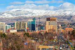 Boise Skyline Winter 2015 (fandarwin) Tags: winter skyline fan darwin olympus boise depot omd 2015 em10 fandarwin