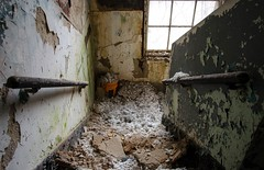 We're gonna need a bigger Bucket (Fatigued_23) Tags: old abandoned decay forgotten asylum dilapidation abandonment dilapidated mentalinstitute