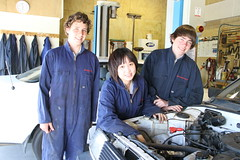 Continuing With Automotive Engineering Studies