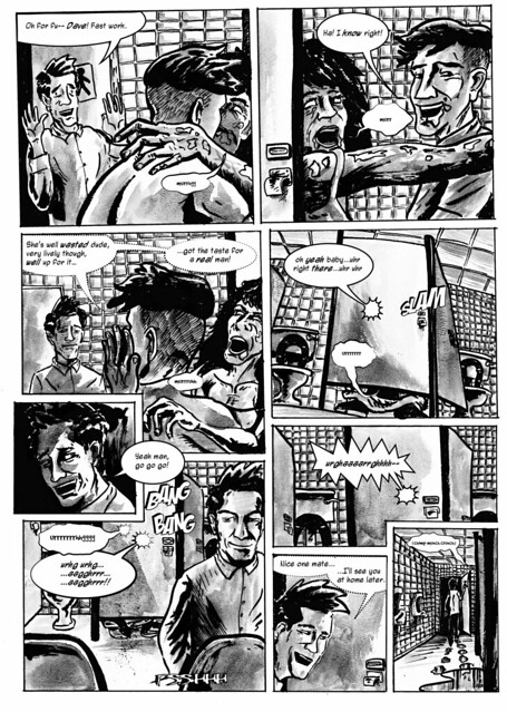 Hepatitis Z, Page 3 - Published by Borderline Press