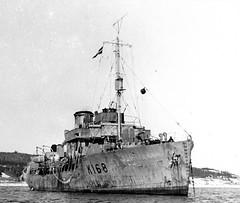 HMCS La Pas (DRGorham) Tags: corvette hmcs rcn royalcanadiannavy