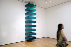 Judd, Untitled (Stack), 1967