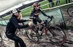 (Robbi Unwin) Tags: life art cycling championship nikon mud photos running cx images shrewsbury helen national cycle muddy cyclocross wyman