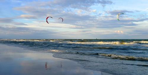 Wind surfing ... Hua Hin