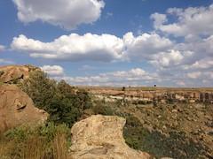 view from Thaba Bosiu (kathleenbarber) Tags: africa travel lesotho maseru thababosiu