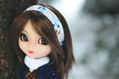 Coco - Pullip Alte (Dragonella~) Tags: blue winter brown snow black nature nikon doll coco groove pullip brunette sleigh jojo monique headband alte pullipdoll obitsu rewigged pullipalte moniquegold d5100 pullipobitsu moniquejojo dragonella