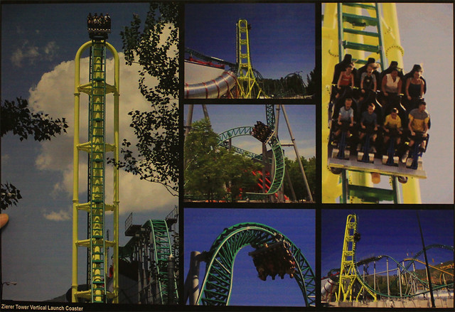 A Rollercoaster Story Board