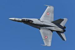 McDonnell Douglas FA-18C Hornet - 31 (NickJ 1972) Tags: aviation airshow hornet 007 fa18 mcdonnelldouglas 2015 airday rnas culdrose j5007
