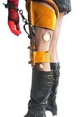 Boots brace and cuffs (JKiste2008) Tags: leg brace handcuffs caliper