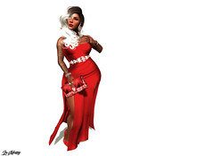 - Be my Love - (Mishy B.) Tags: red sexy diamonds silver dress avatar secondlife soul elegant ikon valentineday xxy maitreya whitewidow magika slink unbra hebenonvial realevil vipscreations veechi