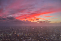 VIEW FROM THE SHARD (Mark John Nepomuceno) Tags: olympus shard subset lovelondon jetnepomuceno shardview omdem10