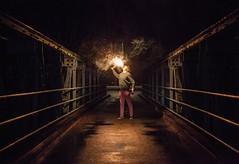 Ik (KayJansen) Tags: bridge car silhouette night fire grim kay torch brug jansen aarlerixtel laar laarbeek laarbrug kayjansen dutchproductionmedia dutchmediaproductions vaevox