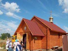 Храм святых Царственных страстотерпцев (в 1‑й детской больнице)
